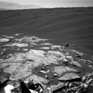 Curiosity Navcam Right B Sol 1192 December 13, 2015 Credit: NASA/JPL-Caltech