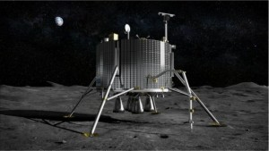 The European Space Agency and Russia are working jointly on the Luna 27 Moon lander. Credit: ESA