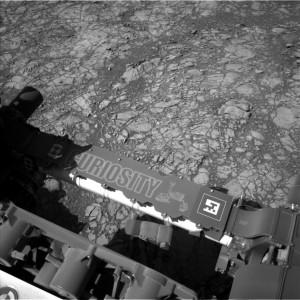 Navcam Left B image taken on Sol 1189, December 10, 2015. Image Credit: NASA/JPL-Caltech
