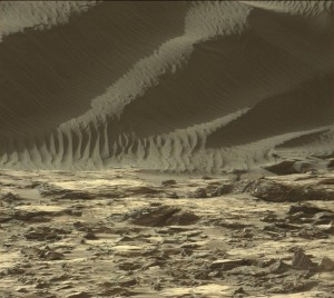 Curiosity Mastcam Right image taken on Sol 1190, December 11, 2015. Credit: NASA/JPL-Caltech/MSSS