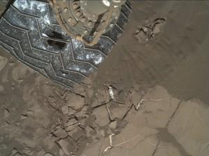 CURIOSITY Mars Hand Lens Imager (MAHLI) image taken on January 19, 2016, Sol 1228. Credit: NASA/JPL-Caltech/MSSS