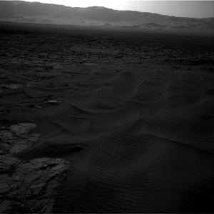 NASA's Mars rover Curiosity image taken on Sol 1221, January 12, 2016. Credit: NASA/JPL-Caltech