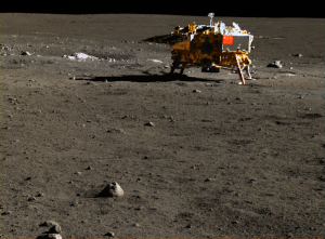 China's Chang'e 3 lander. Chinese Academy of Sciences/China National Space Administration/The Science and Application Center for Moon and Deepspace Exploration/Emily Lakdawalla