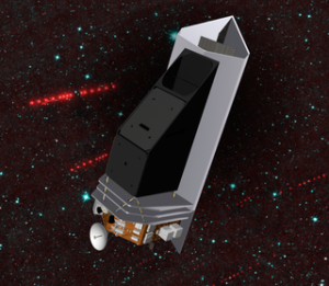 Proposed NEOCam space telescope can survey the regions of space closest to the Earth's orbit, where potentially hazardous asteroids are most likely to be found. NEOCam will use infrared light to characterize their physical properties such as their diameters. Credit: NASA/JPL-Caltech