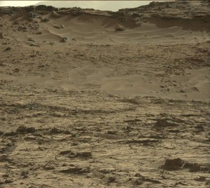 Curiosity Mastcam Left image taken on Sol 1264, February 25, 2016. Credit: NASA/JPL-Caltech/MSSS
