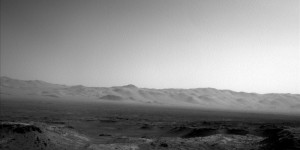 Curiosity Navcam Left B image taken on Sol 1265 February 26, 2016. Credit: NASA/JPL-Caltech