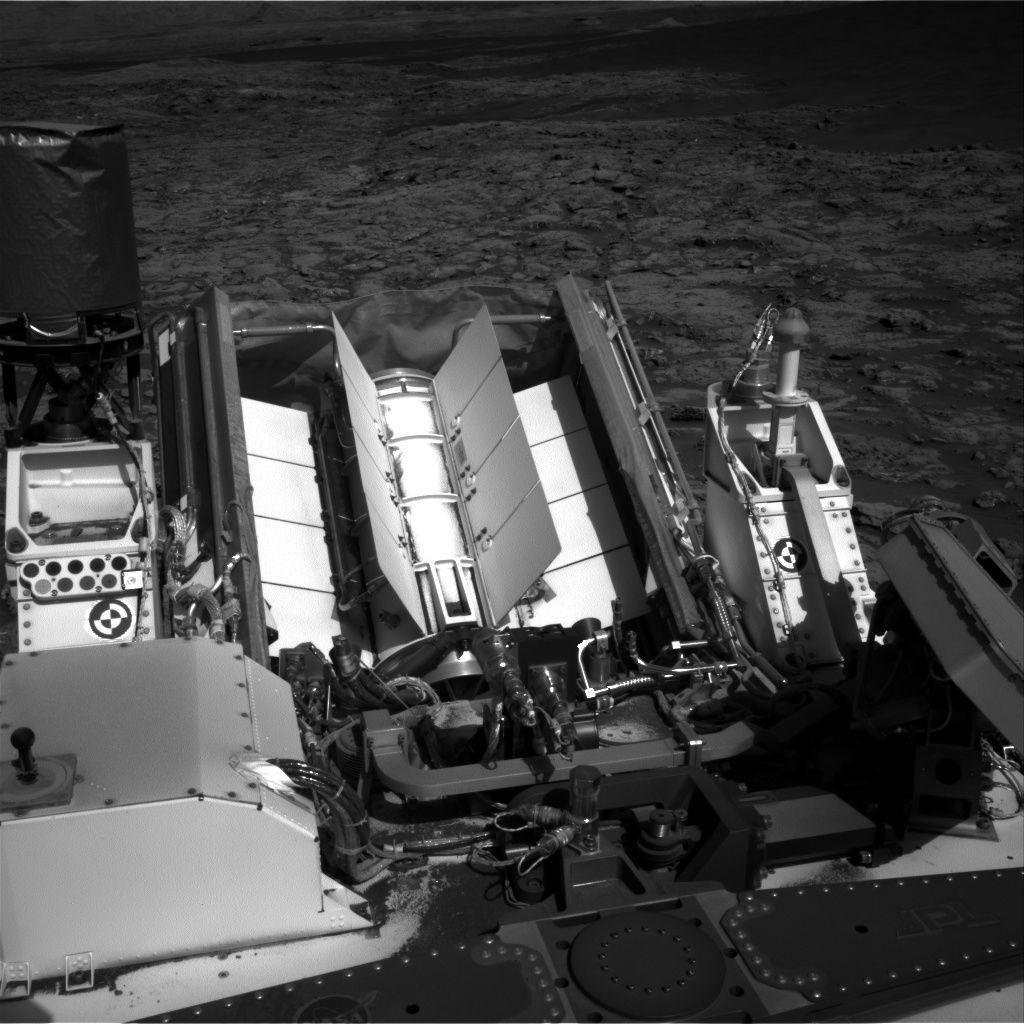 nuclear powered curiosity rover - photo #23