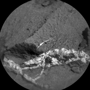 Curiosity ChemCam Remote Micro-Imager photo, take on Sol 1275. March 8, 2016. Credit: NASA/JPL-Caltech/LANL