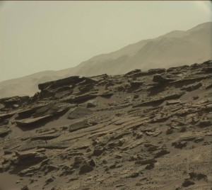Curiosity Mastcam Left image taken on Sol 1274, March 7, 2016. Credit: NASA/JPL-Caltech/MSSS