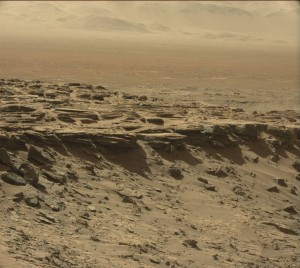 Curiosity Mastcam Left image taken on Sol 1276, March 9, 2016. Credit: NASA/JPL-Caltech/MSSS