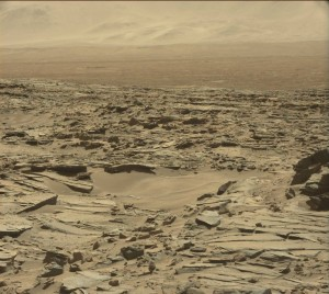 Curiosity Mastcam Left image taken on Sol 1281, March 14, 2016. Credit: NASA/JPL-Caltech/MSSS