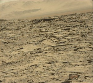 Curiosity Mastcam Left image taken on Sol 1282, March 15, 2016. Credit: NASA/JPL-Caltech/MSSS