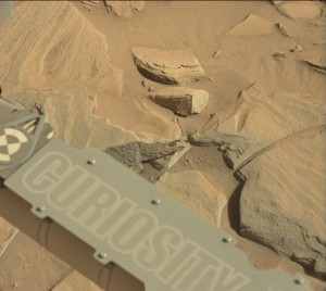Curiosity's Mastcam Left instrument took this image on Sol 1294, March 27, 2016. Credit: NASA/JPL-Caltech/MSSS