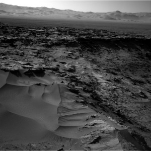 Curiosity Navcam Right B image taken on Sol 1276, March 9, 2016. Credit: NASA/JPL-Caltech