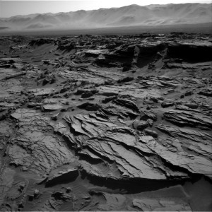 Curiosity Navcam Right B image taken on Sol 1284, March 17, 2016. Credit: NASA/JPL-Caltech