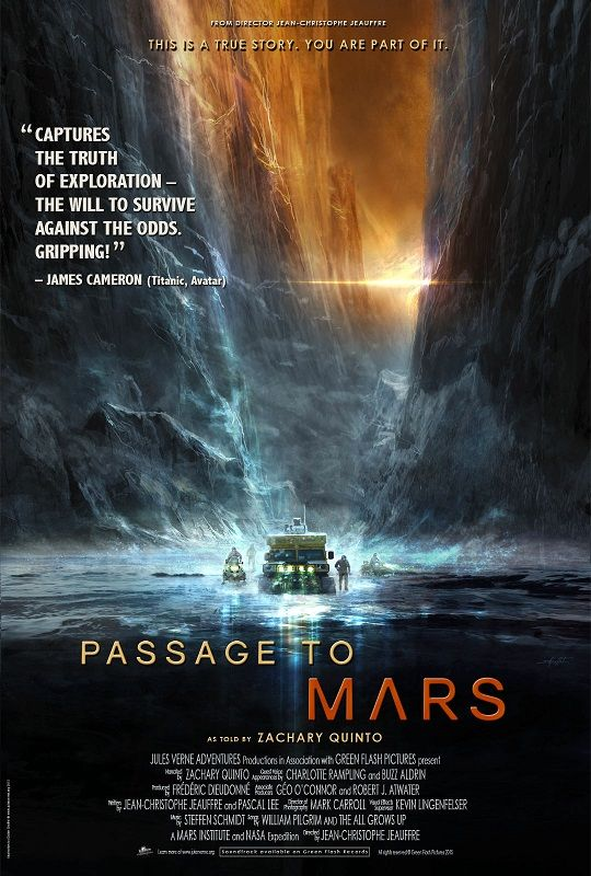 New documentary film passage to mars details the northwest