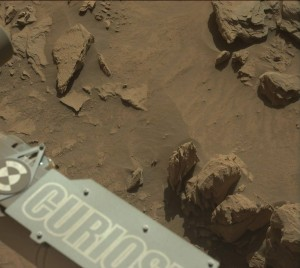 Curiosity Mastcam Left image taken on Sol 1305, April 8, 2016. Credit: NASA/JPL-Caltech/MSSS