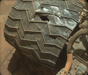 Curiosity Mastcam Left image taken on Sol 1315, April 18, 2016 Credit: NASA/JPL-Caltech/MSSS