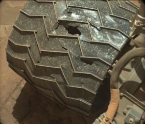 Curiosity Mastcam Left image taken on Sol 1315, April 18, 2016 Credit: NASA/JPL-Caltech/MSSS
