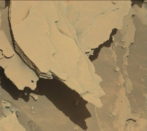 Curiosity's Mastcam Right image taken on Sol 1312, April 15, 2016. Credit: NASA/JPL-Caltech/MSSS