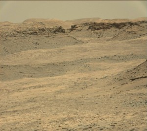Curiosity Mastcam Right image taken on Sol 1314, April 17, 2016. Credit: NASA/JPL-Caltech/MSSS