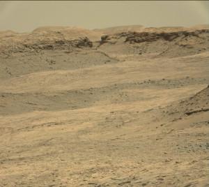 Curiosity Mastcam Right image taken on Sol 1314, April 17, 2016. Credit: NASA/JPL-Caltech/MSSS