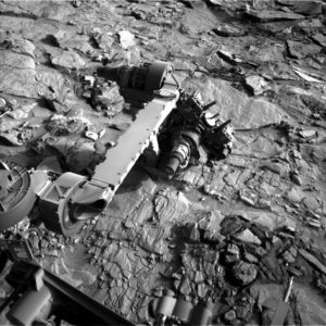 Curiosity Navcam Left B image taken on Sol 1326, April 29, 2016. Credit: NASA/JPL-Caltech