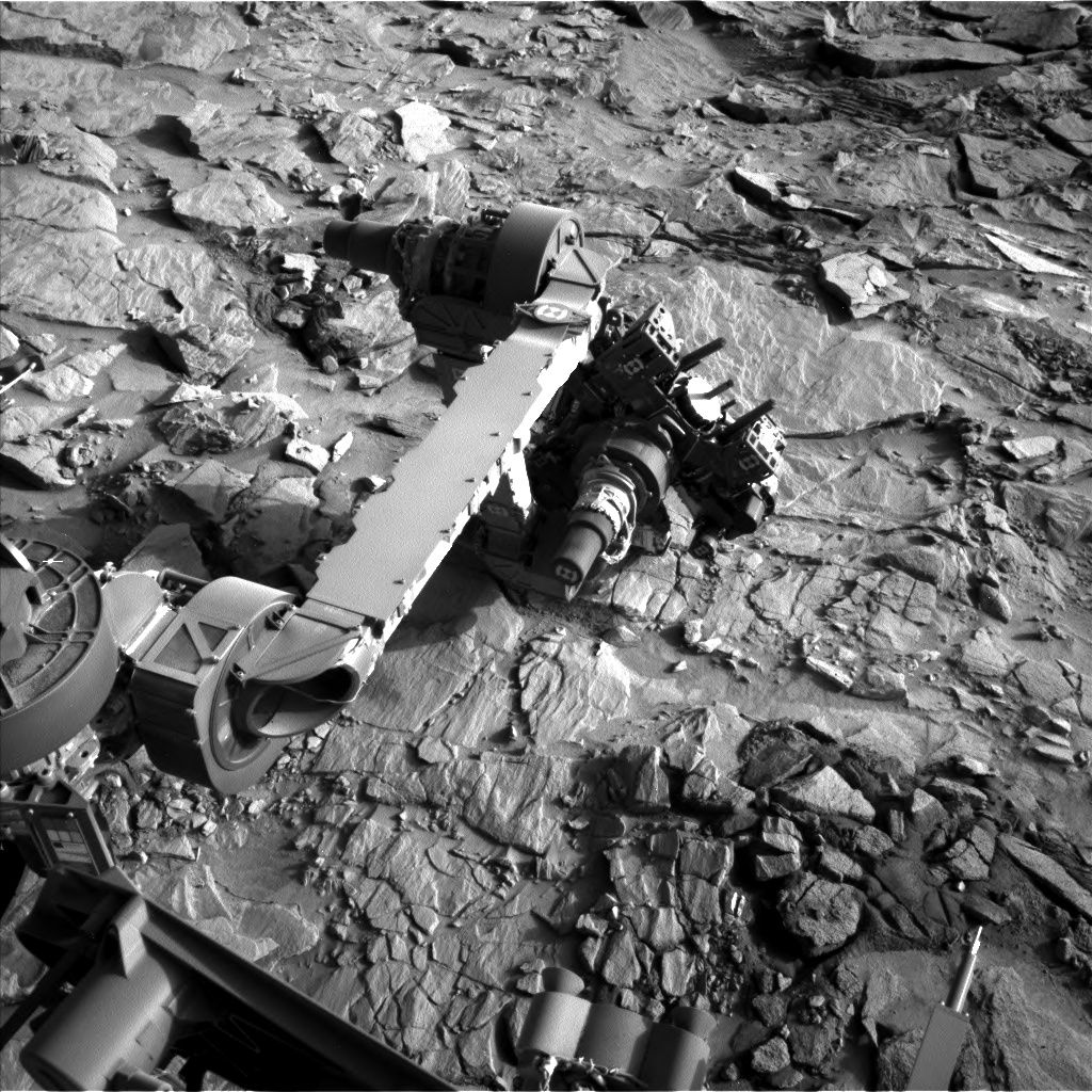curiosity rover battery - photo #23