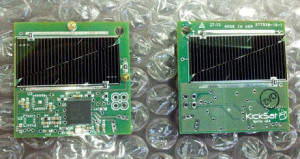 """KickSat Project Manager Zac Manchester attempted to launch tiny """"Sprite"""" satellites, but the small satellite reentered the atmosphere in May 2014 without deploying its cargo. Credit: Zac Manchester"""