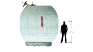Credt: Bigelow Aerospace