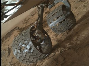 NASA's Mars rover Curiosity acquired this image using its Mars Hand Lens Imager (MAHLI), located on the turret at the end of the rover's robotic arm, on May 29, 2016, Sol 1355. Credit: NASA/JPL-Caltech/MSSS