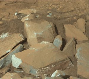 Curiosity Mastcam Right Sol 1333 May 6, 2016
