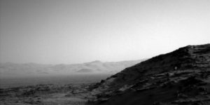 Curiosity Navcam Left B image taken on Sol 1347, May 20, 2016. Credit: NASA/JPL-Caltech