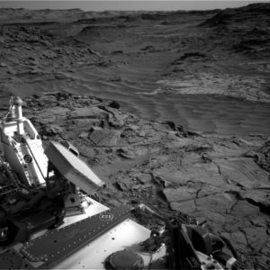 Curiosity Navcam Right B image taken on Sol 1344, May 18, 2016. Credit: NASA/JPL-Caltech