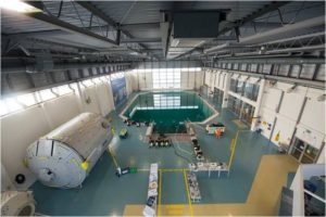 ESA's Neutral Buoyancy Facility. Credit: ESA–S. Corvaja, 2015