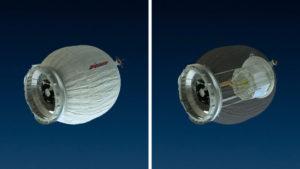 Bigelow Expandable Activity Module (BEAM). Credit: Bigelow Aerospace