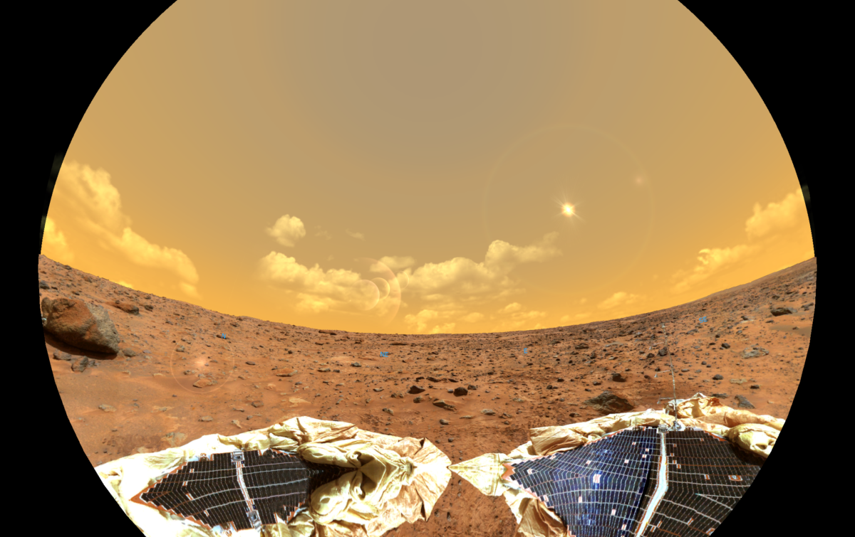 An International Year of Mars: A Multi-nation Moment in Time?