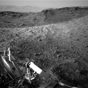 Curiosity Navcam Left B image taken on Sol 1373, June 17, 2016. Credit: NASA/JPL-Caltech