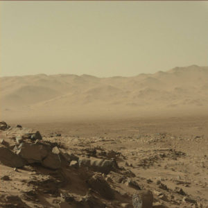 Mars: Stinks to high heaven? Credit: NASA/JPL
