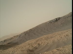 Curiosity Mars Hand Lens Imager (MAHLI) image taken on Sol 1378, June 22, 2016. Credit: NASA/JPL-Caltech/MSSS