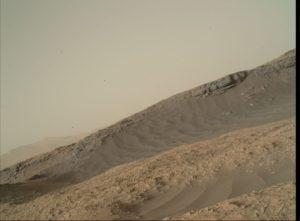 Curiosity Mars Hand Lens Imager (MAHLI) image taken on Sol 1378, June 22, 2016. Credit: NASA/JPL-Caltech/MSSS