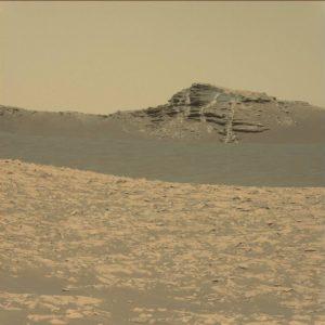 Curiosity Mastcam Left image taken on Sol 1384, June 28, 2016. Credit: NASA/JPL-Caltech/MSSS