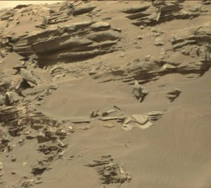 Curiosity Mastcam Right image taken on Sol 1378, June 21, 2016. Credit: NASA/JPL-Caltech/MSSS