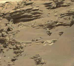 Curiosity Mastcam Right image taken on Sol 1378, June 21, 2016. Credit: NASA/JPL-Caltech/MSSS