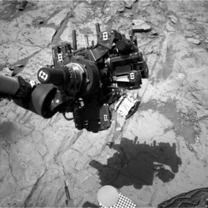 Curiosity Navcam Left B image taken on Sol 1359, June 2, 2016. Credit: NASA/JPL-Caltech