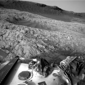 Curiosity Navcam Left B image taken on Sol 1378, June 22, 2016. Credit: NASA/JPL-Caltech