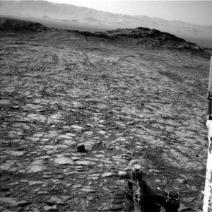 Curiosity Navcam Left B image taken on Sol 1385, June 29, 2016. Credit: NASA/JPL-Caltech