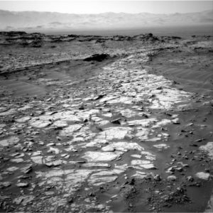 Curiosity Navcam Right B image taken on Sol 1383, June 27, 2016. Credit: NASA/JPL-Caltech