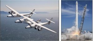 Sources: Virgin Galactic, SpaceX via GAO report.