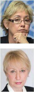 Theresa Hitchens and Joan Johnson-Freese. Courtesy: Atlantic Council